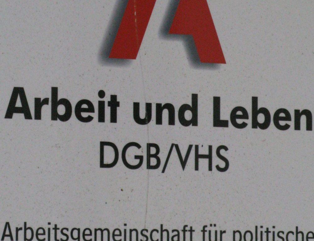 """Löhner Kultur: Steuergeld für SPD-Satelliten / Sind die kriminellen """"Arbeit & Leben""""-Machenschaften schon vergessen?"""