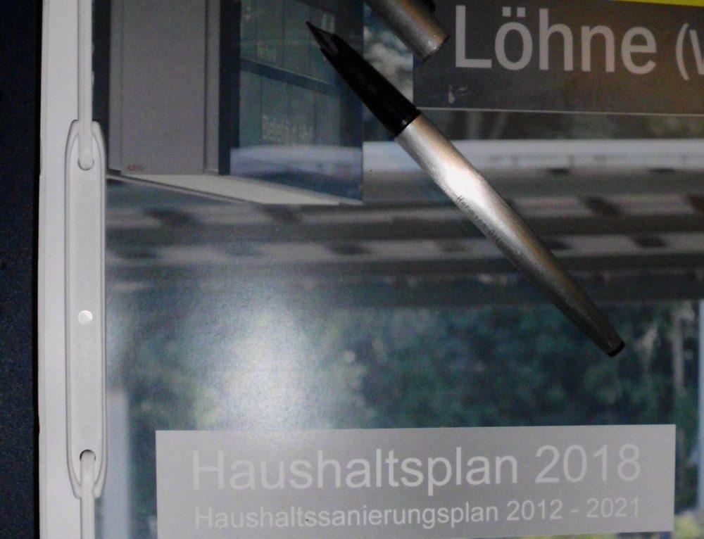 Neue Grund- und Gewerbe-Steuermaximierung geplant – trotz Rekordeinnahmen bei Gewerbesteuer / Kämmerin Andrea Linnemann stellt rot-grünen Haushaltsplan vor