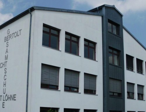Schulunterricht jetzt sichern – Lüftungsmöglichkeite für alle Schulklassen in Löhne – NRW- Landesregierung bezahlt Lüftungsgeräte