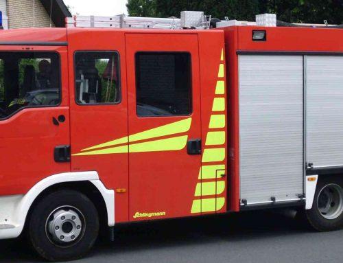 """Bürger-Allianz: """"Das neue Feuerwehrhaus in Gohfeld muss zukunftssicher sein!"""" / Acht Fahrzeugplätze sind angemessen!"""
