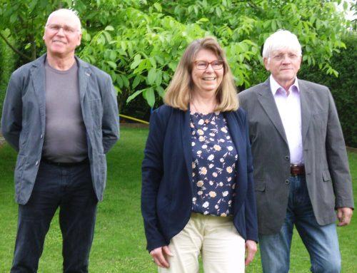 LBA wählt neuen Vorstand – – –  Rückblick auf jahrlange Tätigkeit – – – Schulden + Kriminalität: Große Herausforderungen für die Stadt Löhne