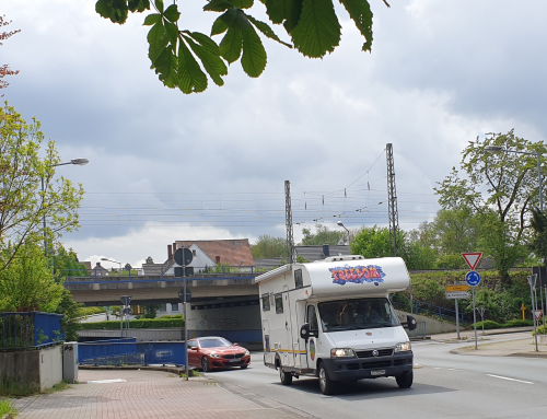 """Melbergener Ringstraße darf nicht zur Einbahnstraße werden! – LBA gegen """"Anti-Auto-Ideologie!"""""""
